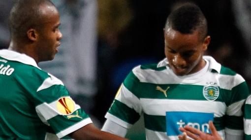 Fútbol portugués, Sporting de Lisboa, André Carrillo, Oporto de Portugal