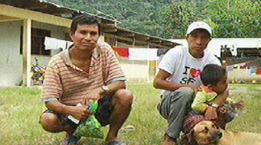 Policía Nacional del Perú, Terrorismo, VRAE, Sendero Luminoso