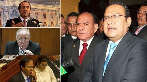 Operación Libertad, VRAE, Sendero Luminoso, Moción de Censura, Renuncia de ministros