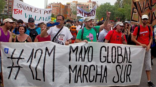 España, Indignados,  Movimiento 15M
