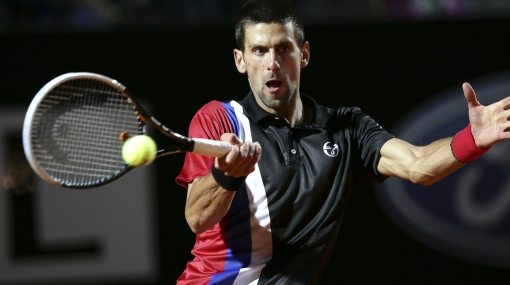 Novak Djokovic, Masters 1000 de Roma