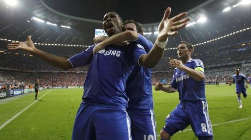 Champions League, Bayern Múnich, Chelsea FC