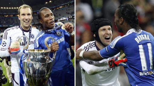 Bayern Múnich, Didier Drogba, Chelsea FC, Peter Cech, Champions League