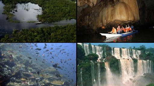 siete maravillas naturales, New 7 Wonders, Los +