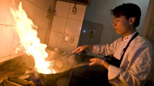 Aprendiz de cocina la presi n de un chef en el - Aprendiz de cocina ...