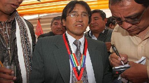 Jorge Acurio, Óscar Mollohuanca