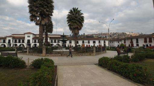 Chachapoyas, Turismo interno