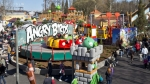 Angry Birds es la atraccin de un parque de diversiones