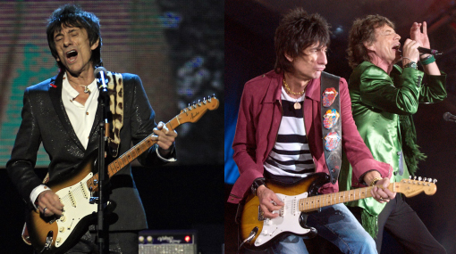 , Ron Wood, Rolling Stones