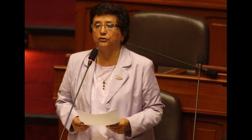 Gana Perú, Rosa Mavila