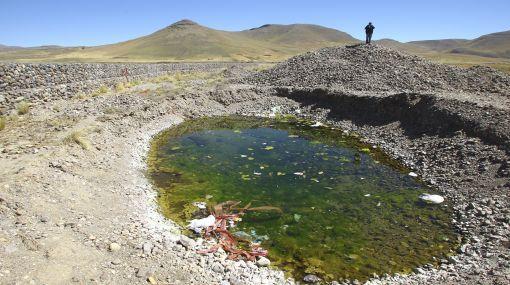 , Cusco, Minería, Espinar, Contaminación ambiental, Protestas antimineras, Xstrata Tintaya