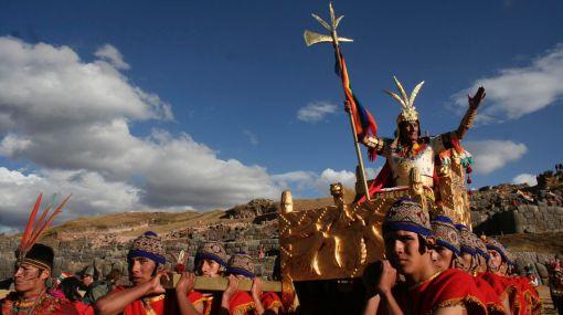 Cusco, Inti Raymi,  Sacsahuamán