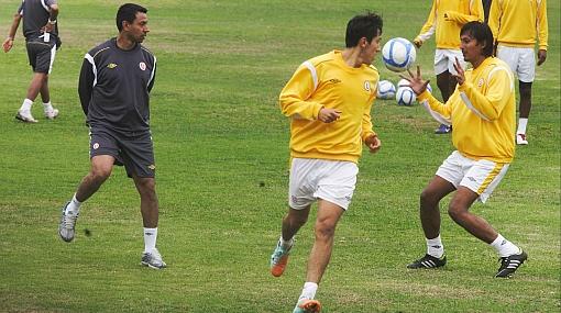 Universitario de Deportes, Futbol peruano, Descentralizado 2012, Alianza Lima, Copa Movistar 2012