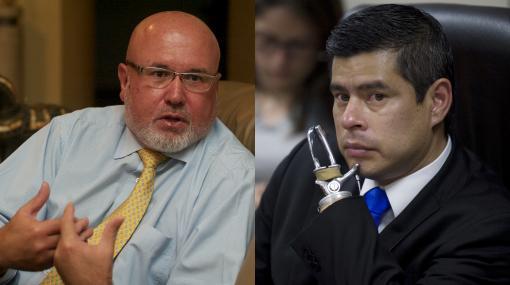 Carlos Bruce, Luis Galarreta
