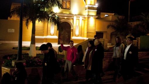 Lima, Turismo receptivo