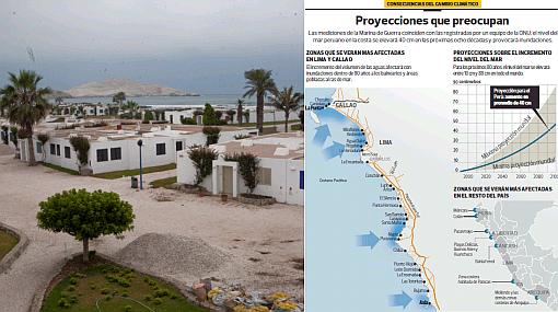 La Punta, Marina de Guerra del Perú, Balneario de Asia
