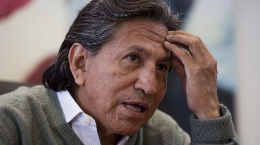 Alejandro Toledo, Alan García, Ollanta Humala,