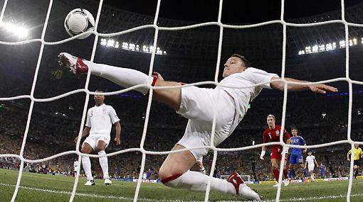 Eurocopa 2012, Inglaterra