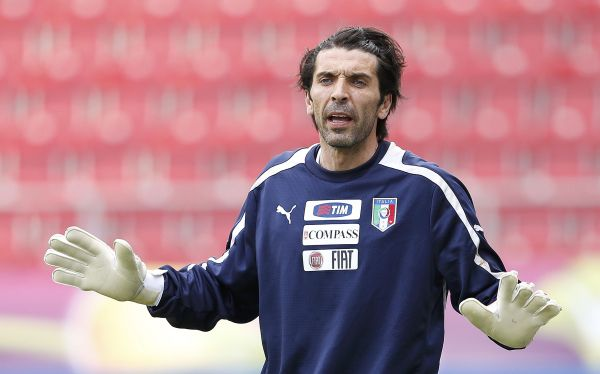 Italia vs. Inglaterra: Las opciones estn 50 y 50, afirma Buffon