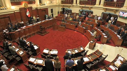 Defensoría del Pueblo, Congreso de la República, Tribunal Constitucional