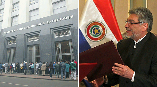 Gobierno llam a consulta a embajador en Paraguay por destitucin de Lugo