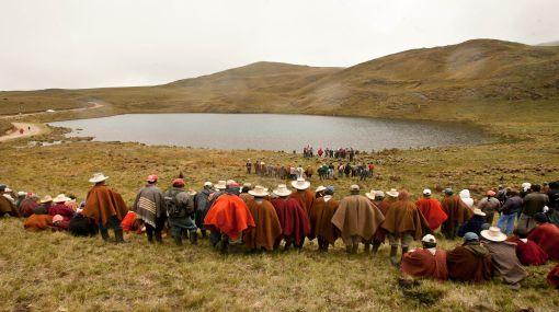 , Conflictos sociales, Cajamarca, Minera Yanacocha, Protestas antimineras, Proyecto Conga