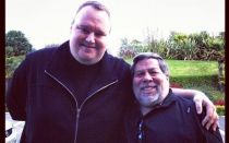 Apple, Megaupload, Steve Wozniak, Kim Dotcom,  Piratera en Interne