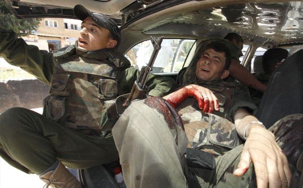 M633 siria assad dice que su pa s vive un verdadero - Fotos de damasco ...