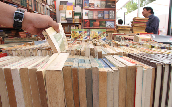 Feria Internacional del Libro de Lima 2012