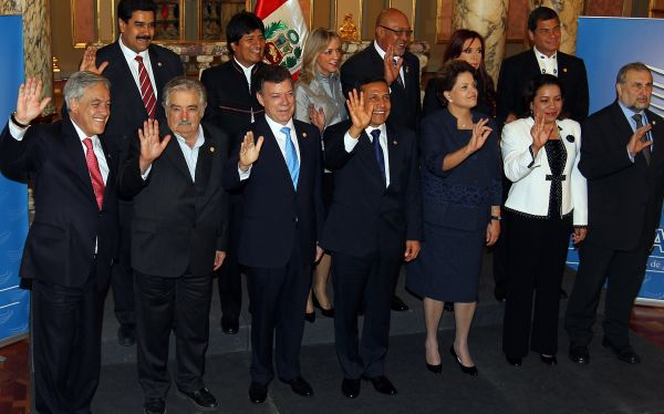 Paraguay, Unasur, Mercosur, Argentina