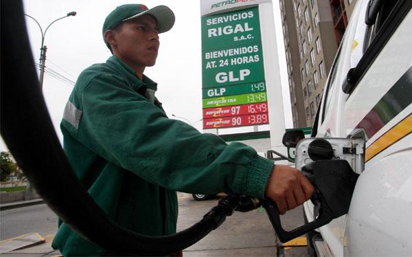 Osinergmin, Combustibles, Ministerio de Energía y Minas, Diesel, Gasolina, Opecu, Precio de la gasolina