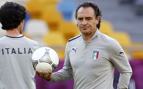 Prandelli, DT de Italia: Espaa es el mejor equipo del mundo