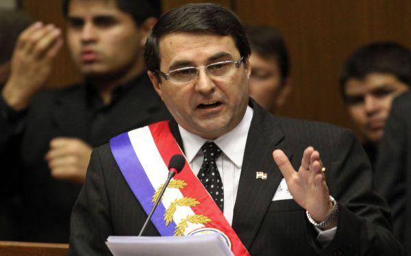 Fernando Lugo, Federico Franco