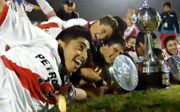 River Plate se coron campen de la Copa Libertadores Sub 20