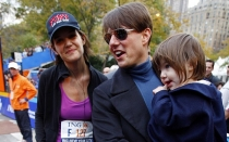 Tom Cruise, Katie Holmes, Suri Cruise