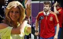 Shakira, Gerard Piqu