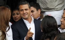 , Enrique Pea Nieto, Andrs Manuel Lpez Obrador, Josefina Vsquez Mota