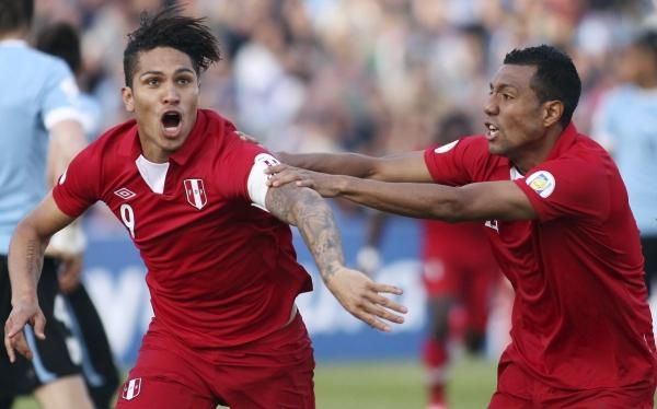 Ránking FIFA, Eliminatorias Brasil 2014, Selección peruana