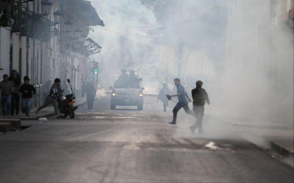 Cajamarca, Celendín, Bambamarca, Protestas antimineras, Hualgayoc, Proyecto Conga, Estado de emergencia en Cajamarca