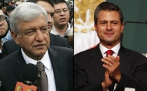 Enrique Pea Nieto, Manuel Lpez Obrador