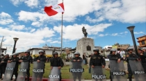 Cajamarca, Celendn, Protestas antimineras, Proyecto Conga, Estado de emergencia en Cajamarca