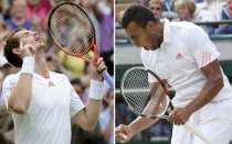 Andy Murray, Jo-Wilfried Tsonga