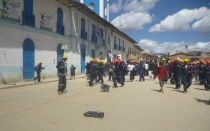 Cajamarca, Paro en Cajamarca