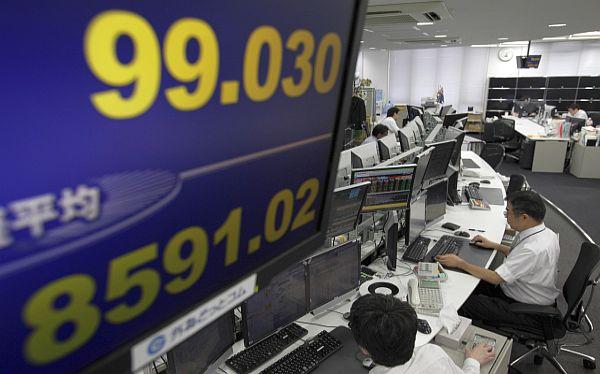 Bolsas asiáticas concluyeron mixtas ante temores en Estados Unidos