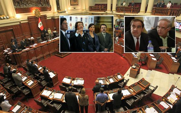 Gana Perú, Congreso de la República