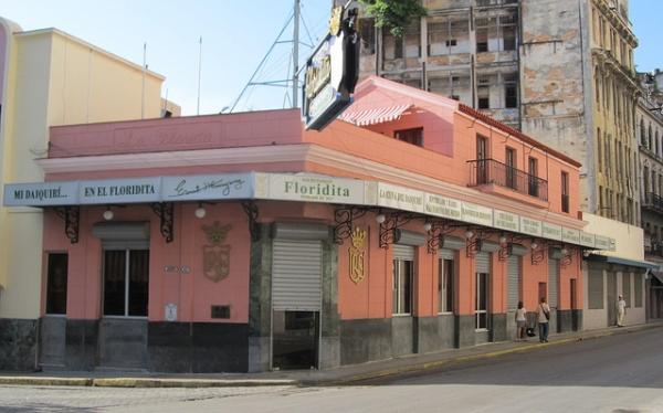 Cuba,  La Habana Bar Floridita