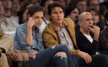 Tom Cruise, Katie Holmes