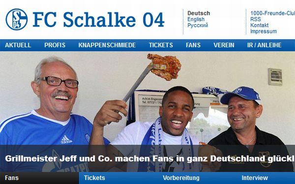 Jefferson Farfán, Bundesliga, Fútbol alemán, Schalke 04