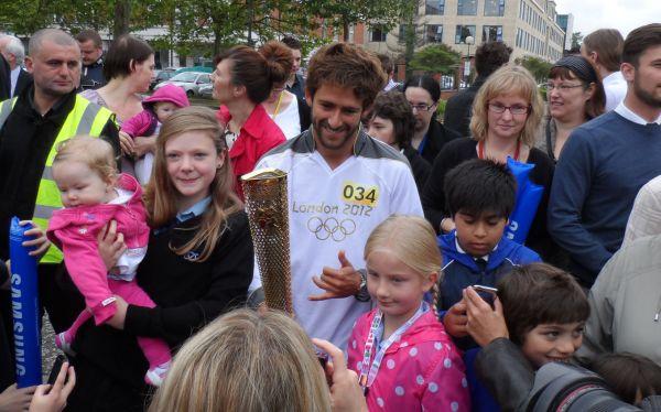 Gabriel Villarán, Londres 2012, Surf, Juegos Olímpicos