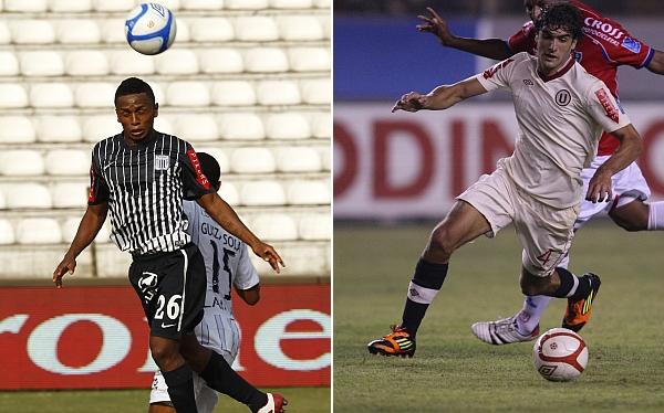 Universitario de Deportes, Descentralizado 2012, Alianza Lima, Copa Movistar 2012